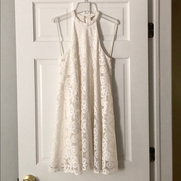 Lilly Pulitzer Dresses & Skirts - Lilly Pulitzer white lace dress